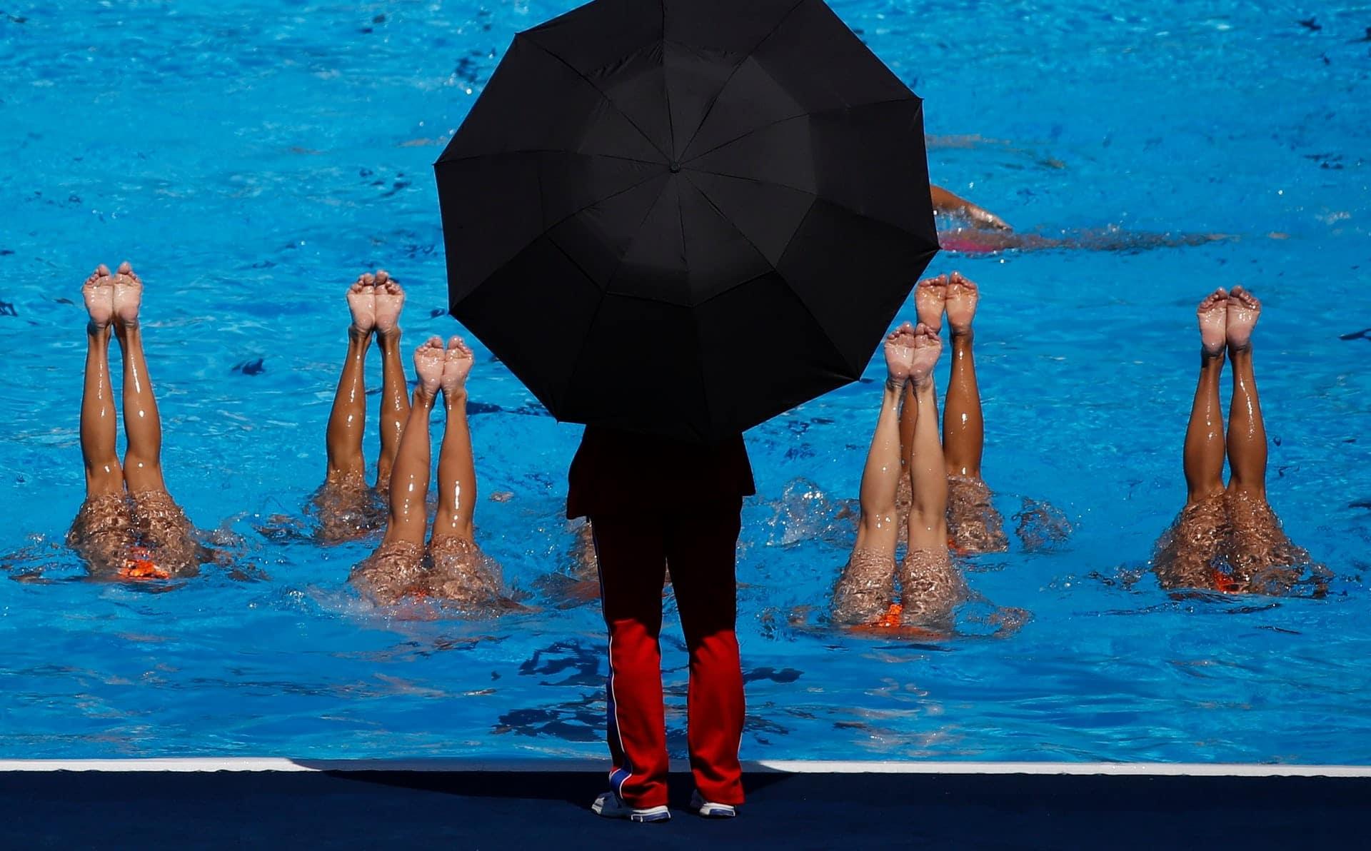 nord corea piscina