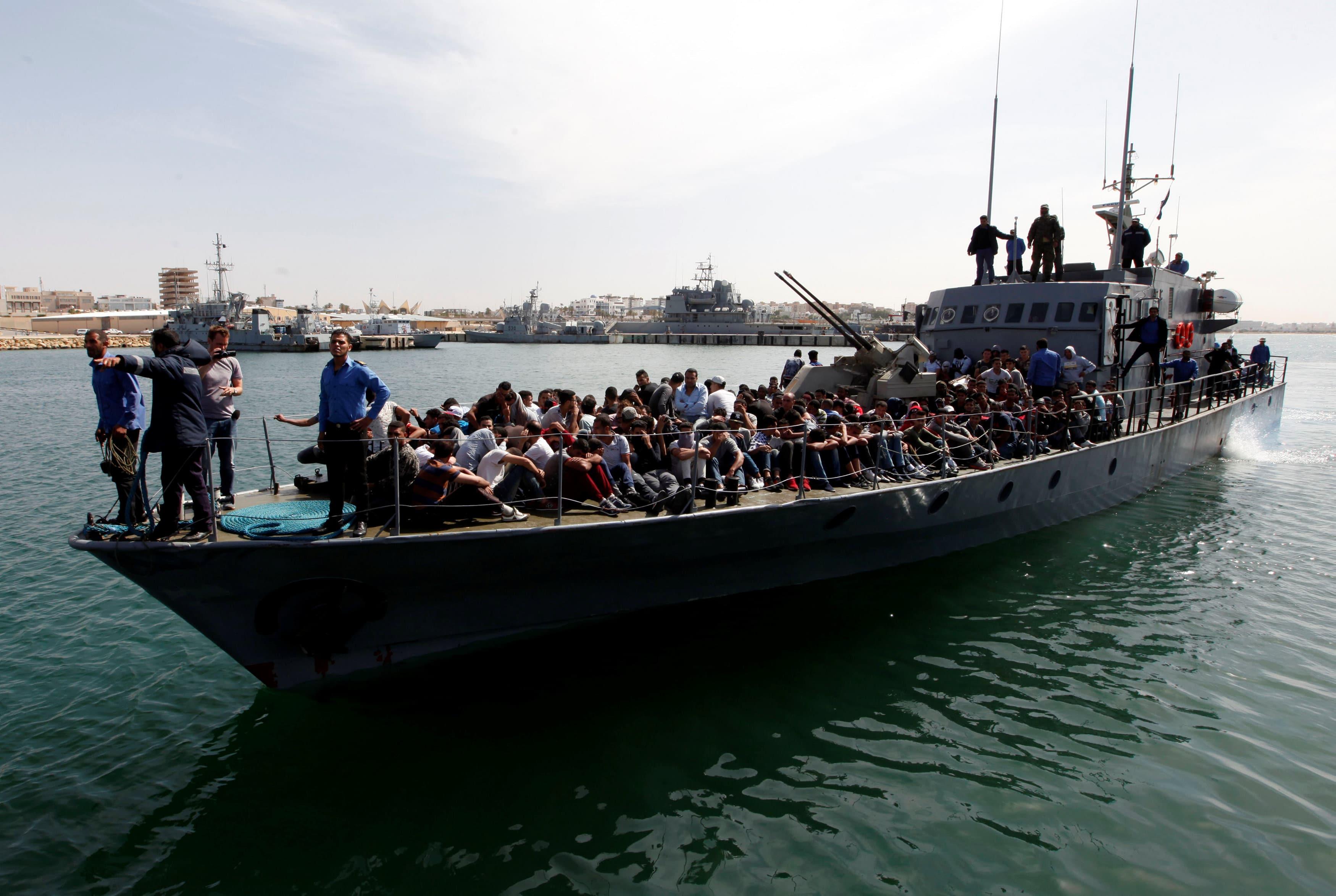 Tallinn: vertice migranti. Bene accordo su Libia, Ong e rimpatri; no regionalizzare