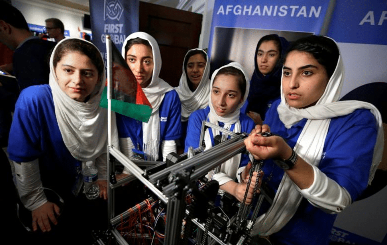 team afgano robotica