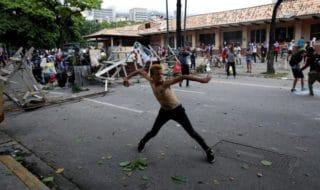 Manifestazione Caracas