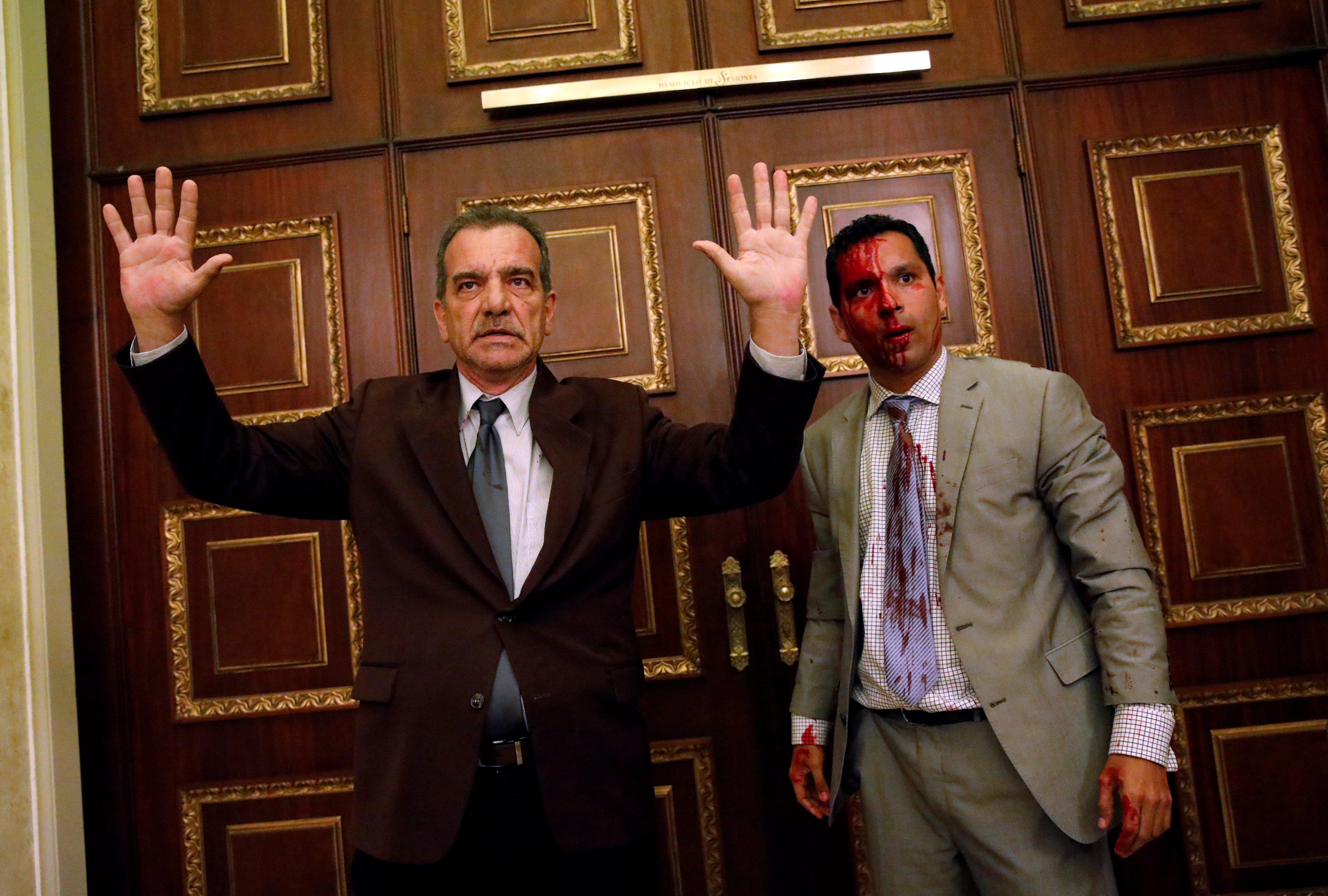 venezuela caracas parlamento