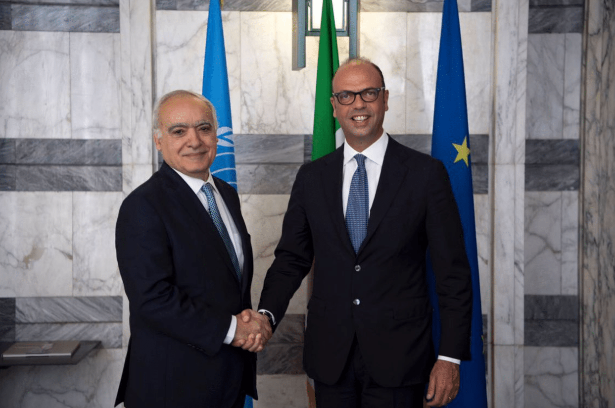 Libia: Alfano, negoziato sia uno e Onu assuma leadership