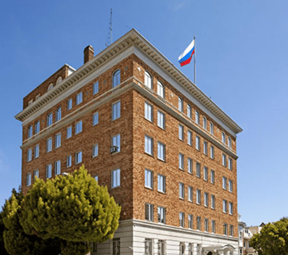 Usa ordina alla Russia di chiudere l'ambasciata di San Francisco