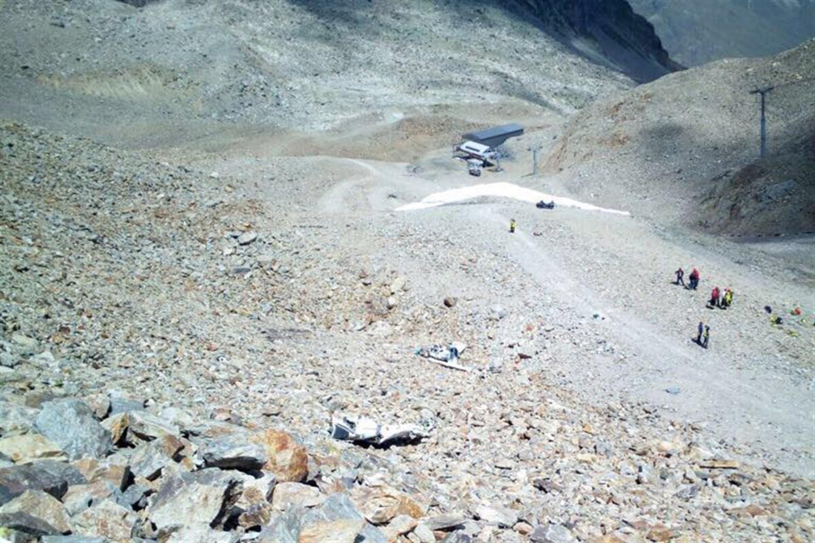 È precipitato un aereo da turismo in Svizzera