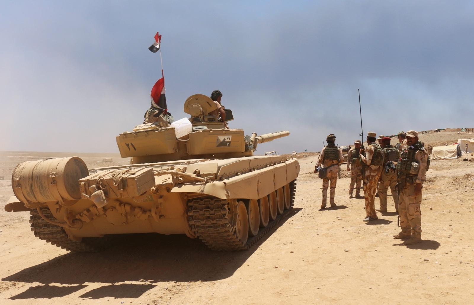 L'esercito iracheno è entrato a Tal Afar, roccaforte dell'Isis
