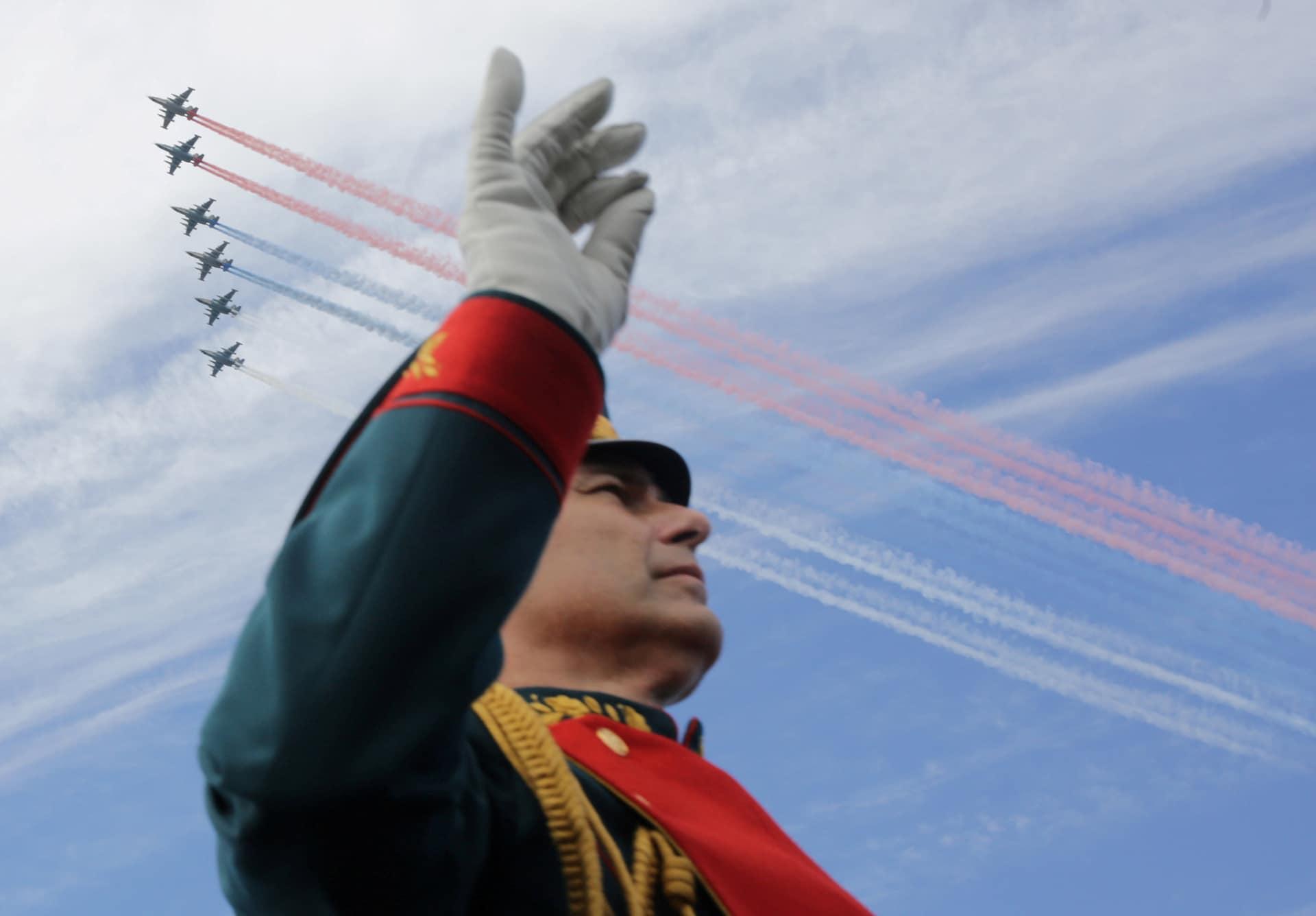 parata marina russa