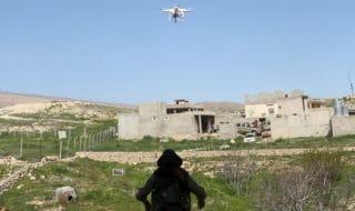pkk drone