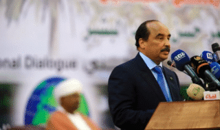 presidente della Mauritania Mohamed Ould Abdel Aziz