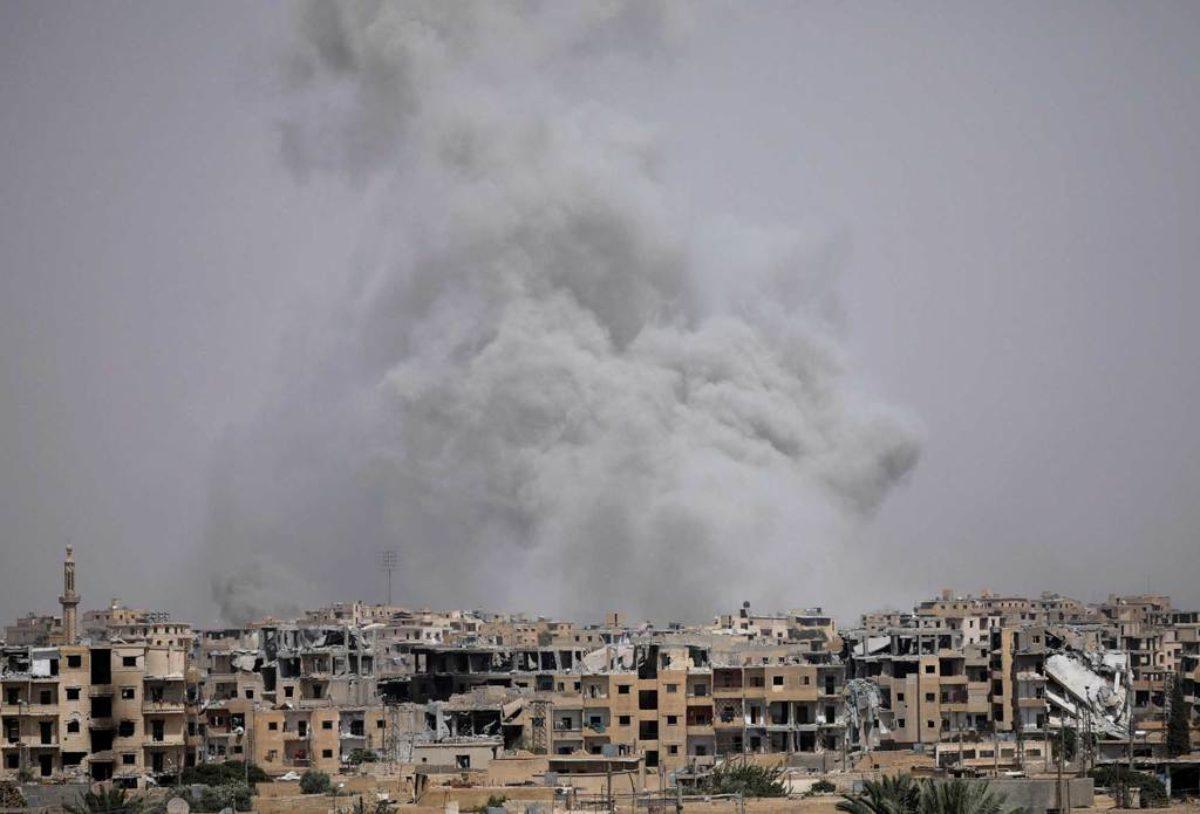 Siria, un raid russo su un convoglio dell'Isis. Mosca: