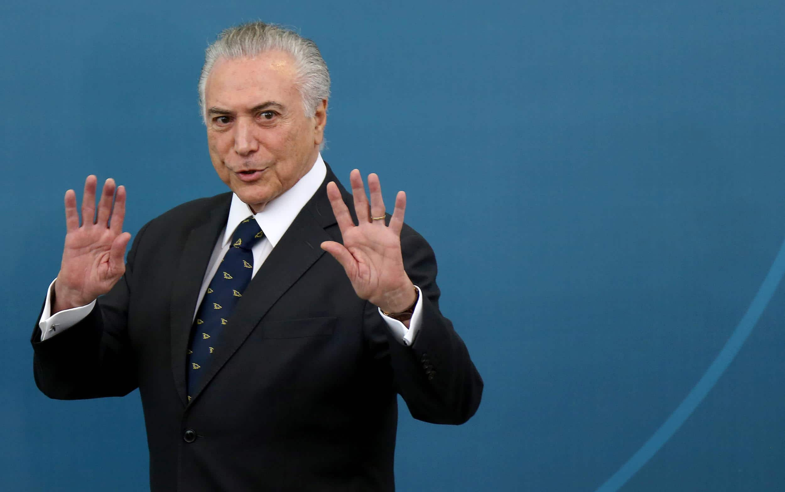 Il parlamento brasiliano ha salvato il presidente Temer dal processo per corruzione