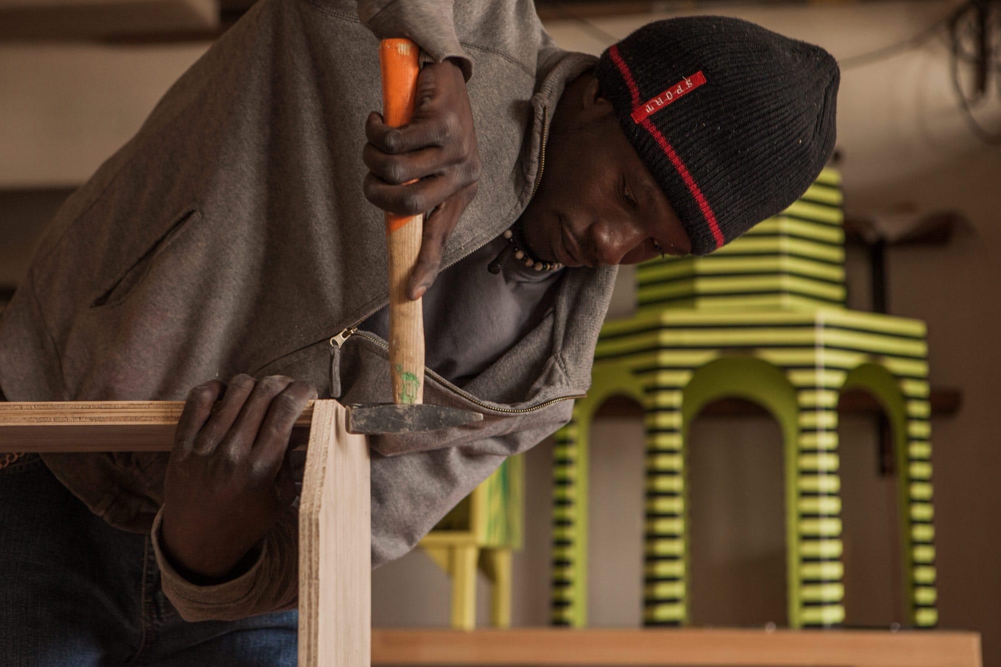 atelier design richiedenti asilo treviso