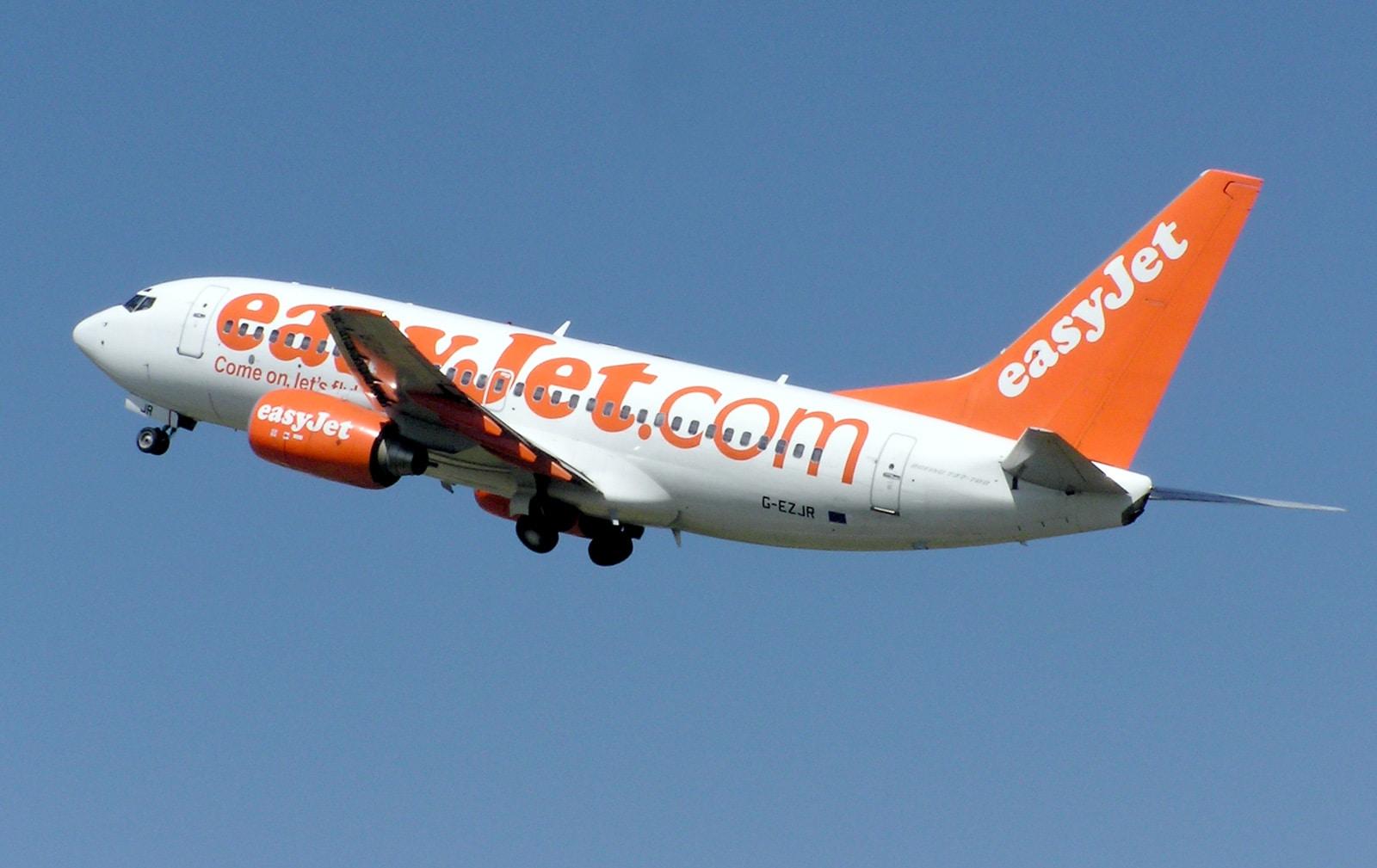 EasyJet: collabora con Wright Electric per nuovo aereo elettrico