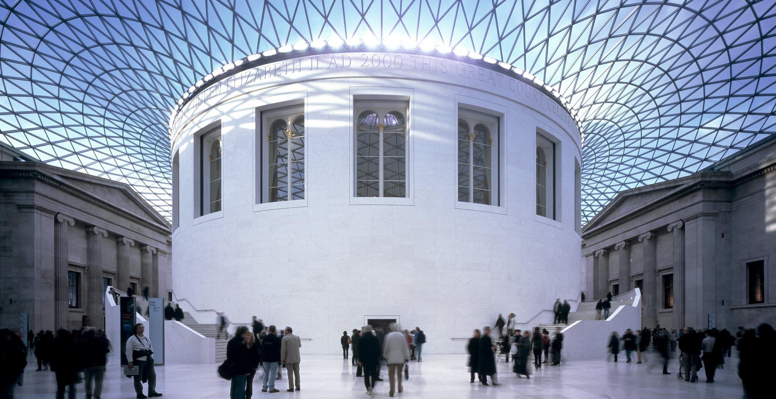 Il British Museum offre ai suoi giovani visitatori di passare una notte tra le sale delle sue famose esposizioni