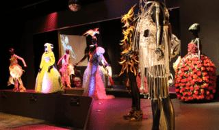 Il World of WearableArt Show di Wellington si tiene ogni anno a settembre in Nuova Zelanda