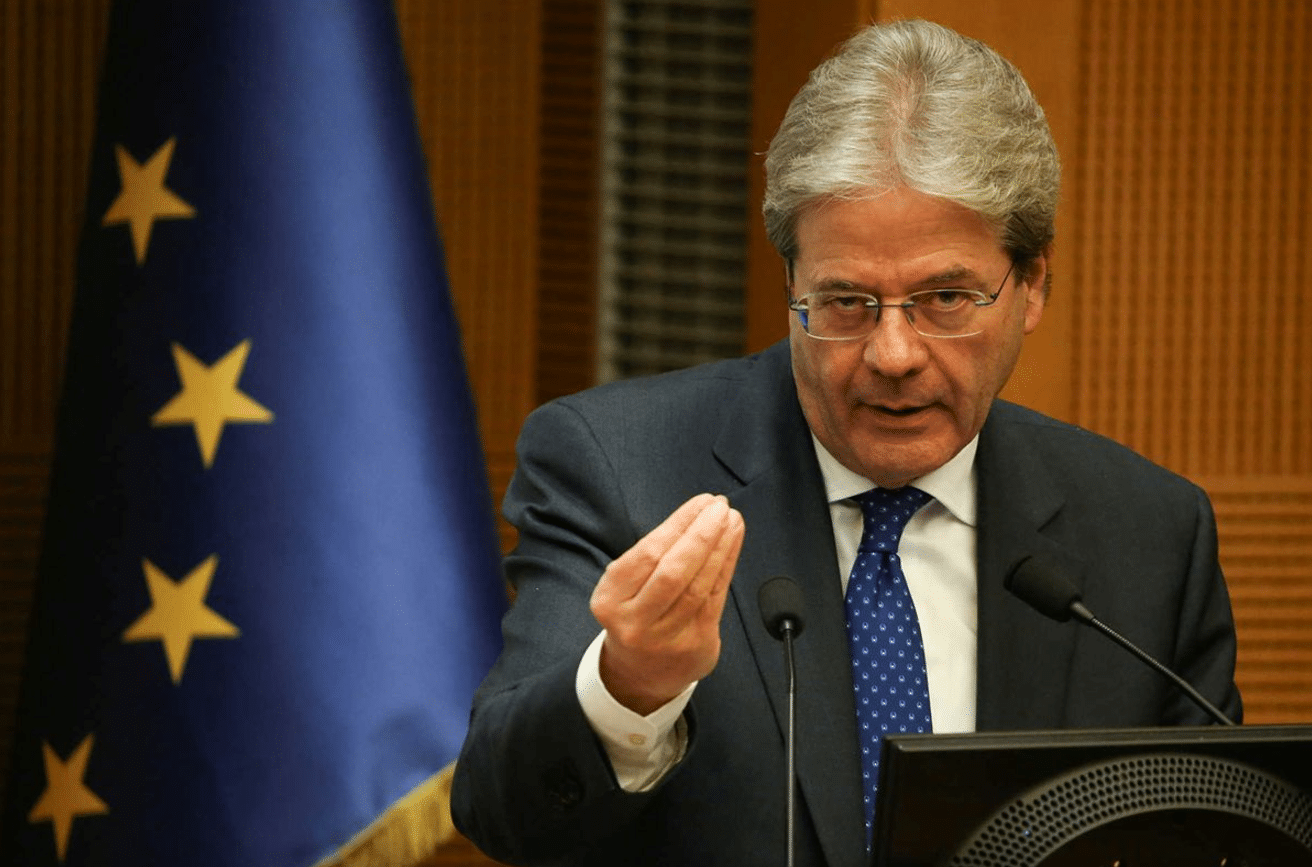 Gentiloni all'Onu: