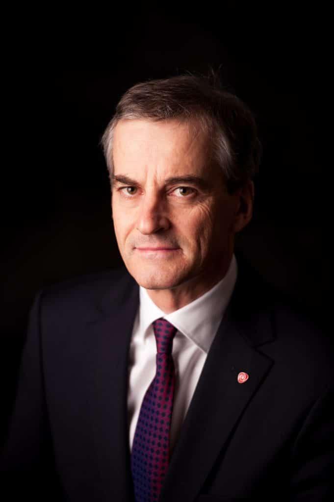Jonas Gahr Støre, candidato laburista alle elezioni in Norvegia del settembre 2017