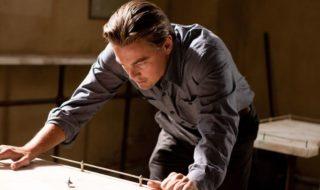 Leonardo DiCaprio in una scena di Inception, il film vincitore di quattro premi Oscar nel 2011