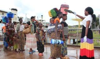 Migliai di rifugiati del Burundi sono stati accolti in Repubblica Democratica del Congo