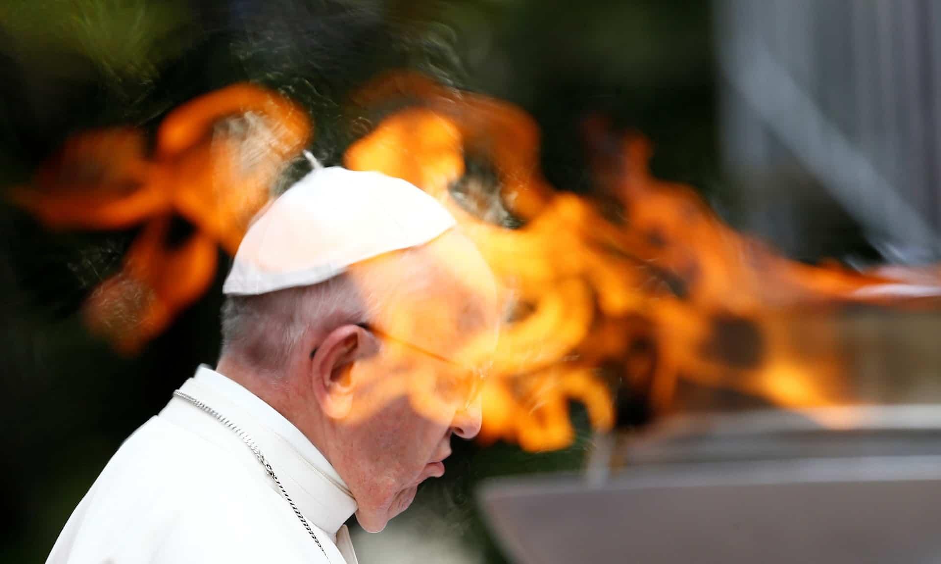 Papa Francesco in Colombia