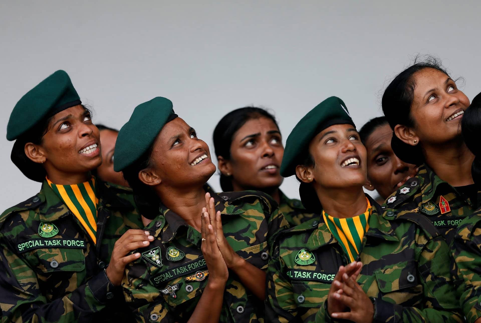 Special task force dello Sri Lanka