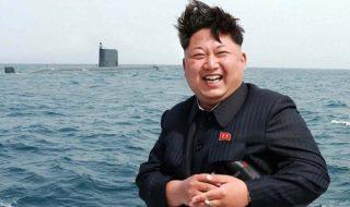 Il dittatore della Corea del Nord Kim Jong-un