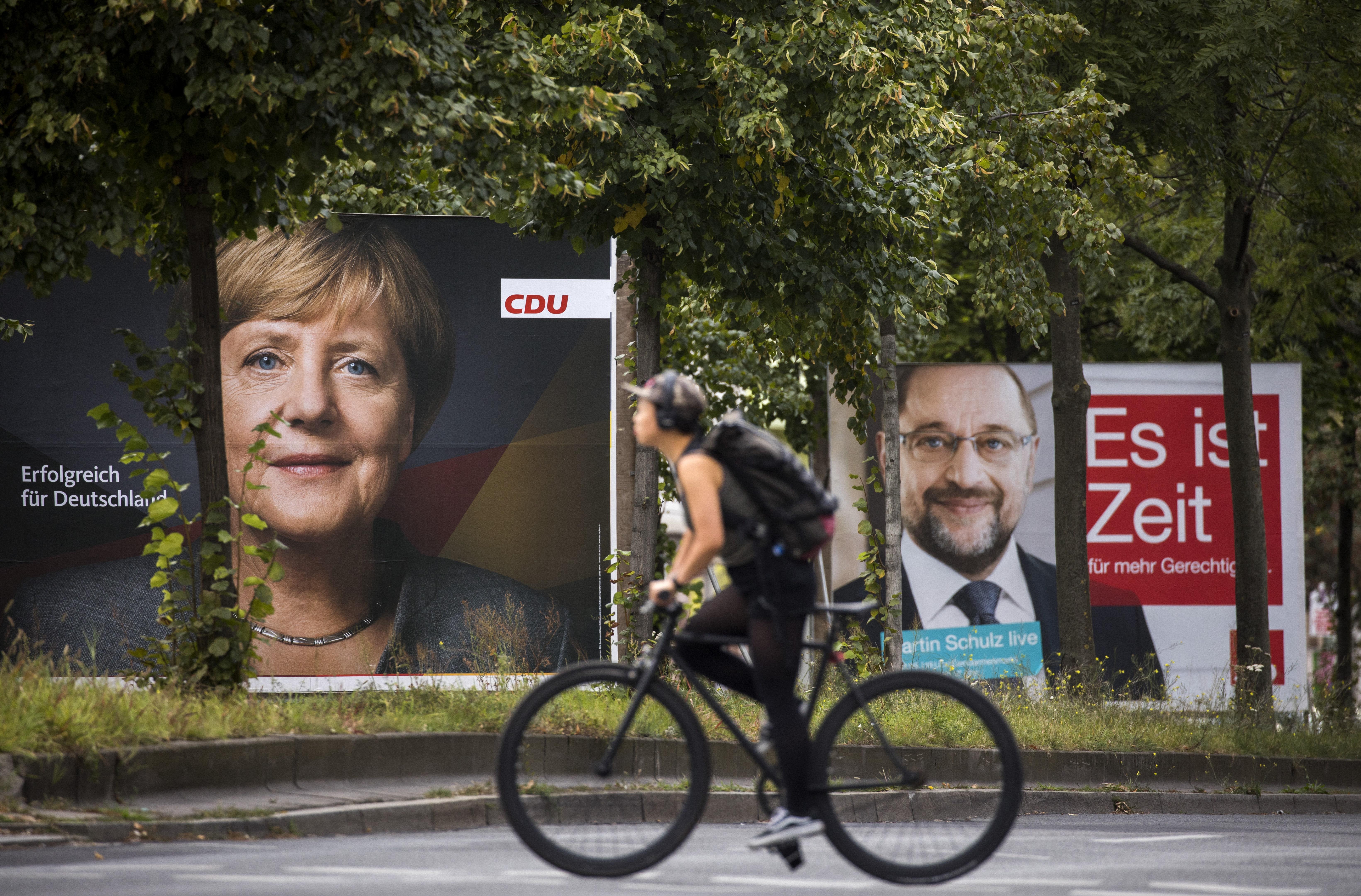 La Germania alle urne