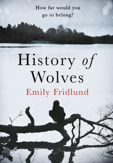 La copertina del libro History of Wolves di Emily Fridlund