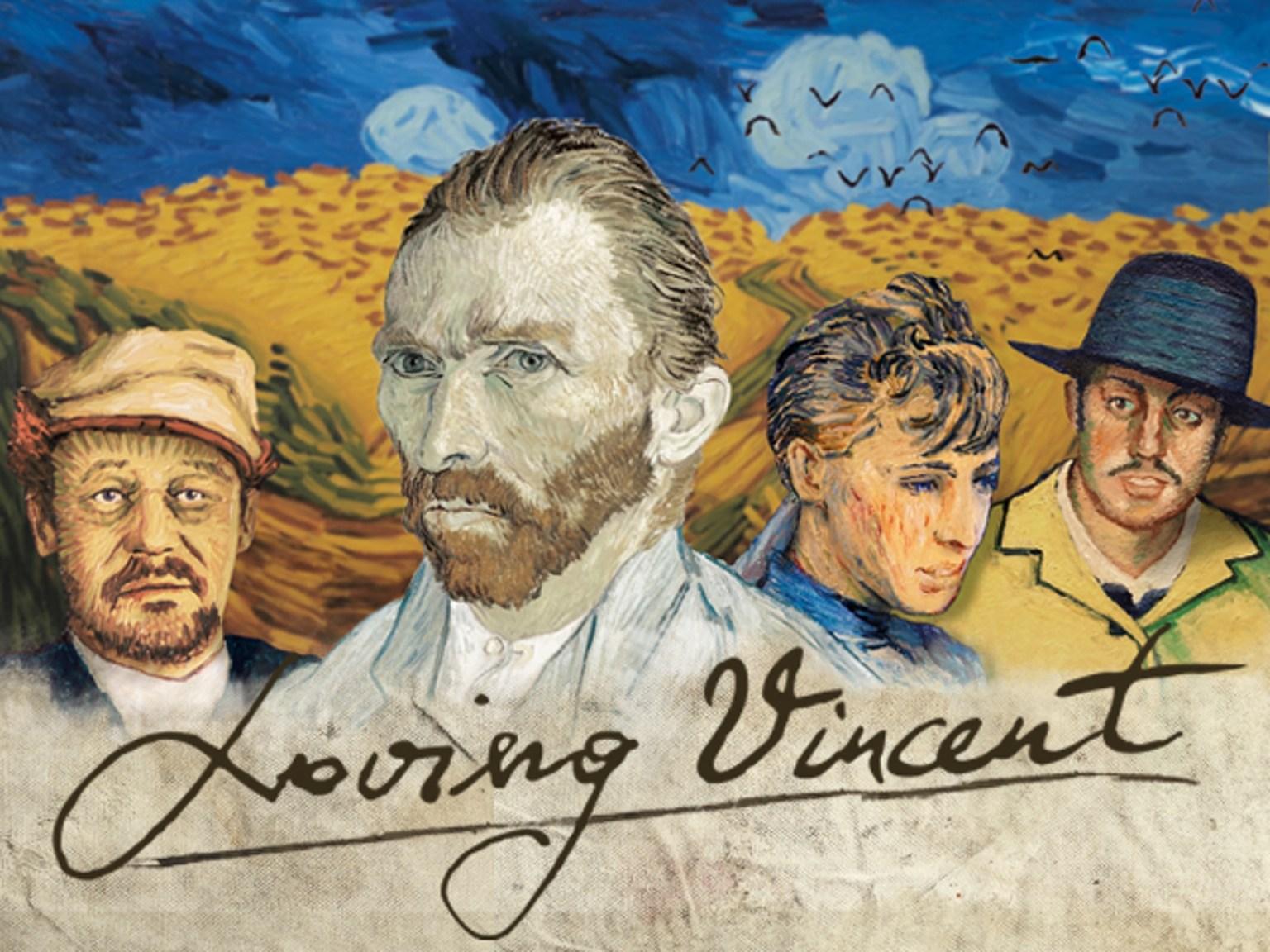 Loving Vincent, il lungomentraggio dipinto sulla vita di Vang Gogh