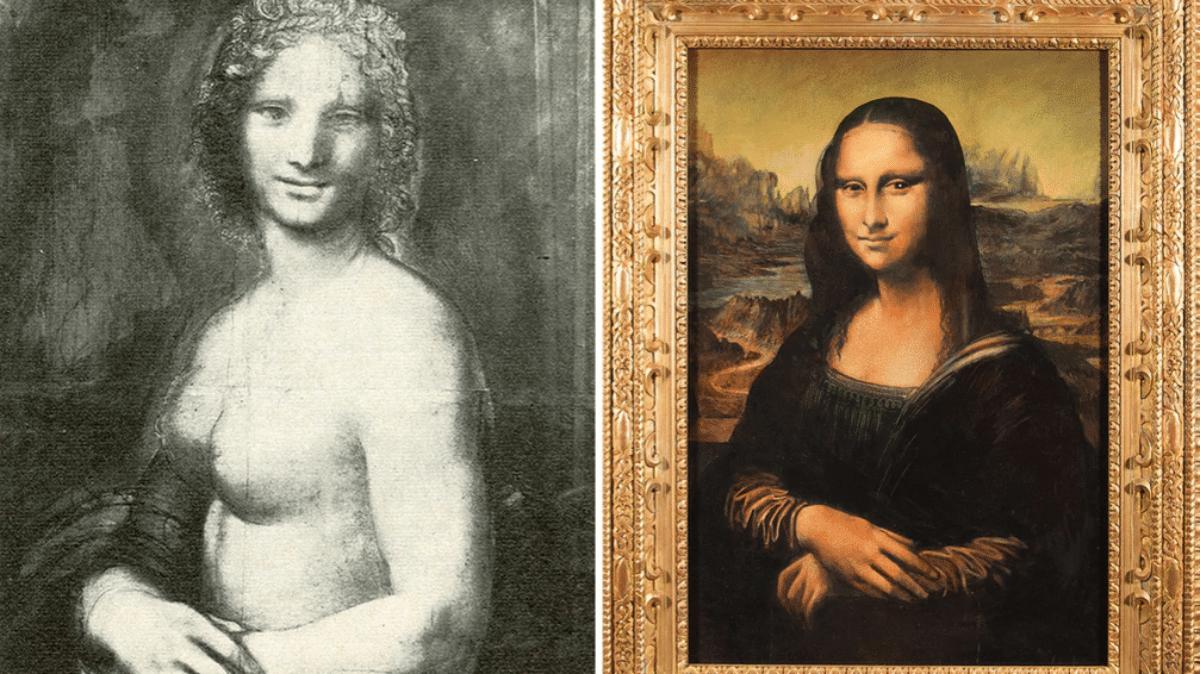 Indagini aperte sulla Gioconda nuda di Leonardo