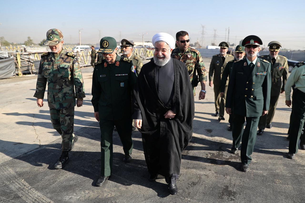 Anche l'Iran ha testato un missile balistico
