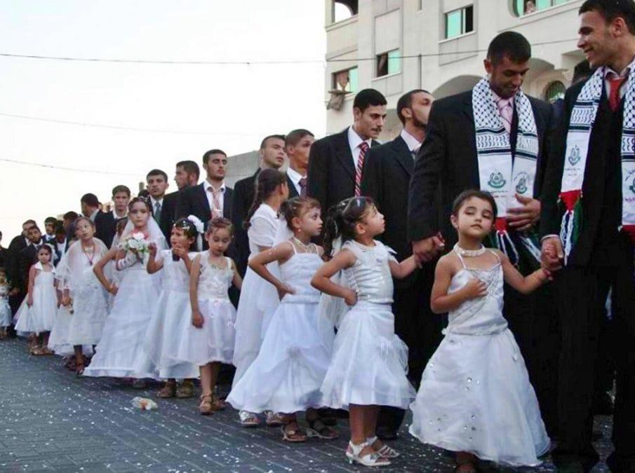 Marocco, polizia ferma matrimonio della sposa bambina