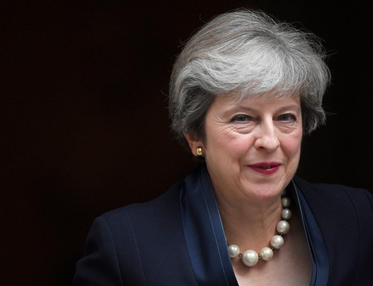 Theresa May farà a Firenze un annuncio sulla Brexit