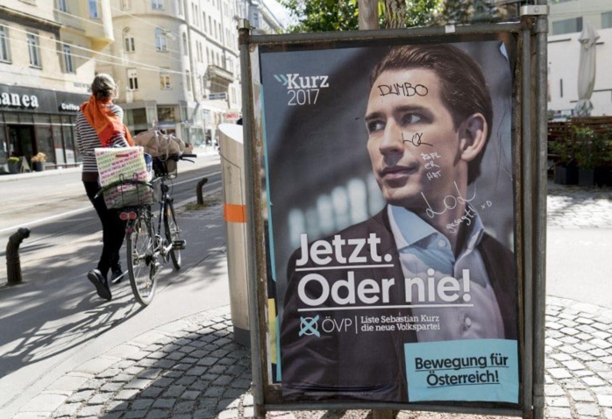 Risultati immagini per elezioni austriache 2017