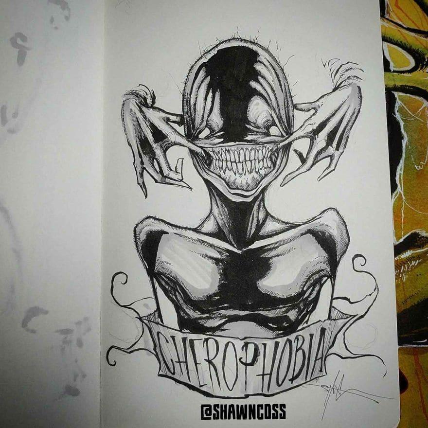 fobie-illustrazioni-paure