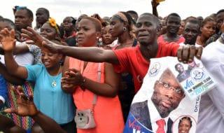 Elezioni Liberia