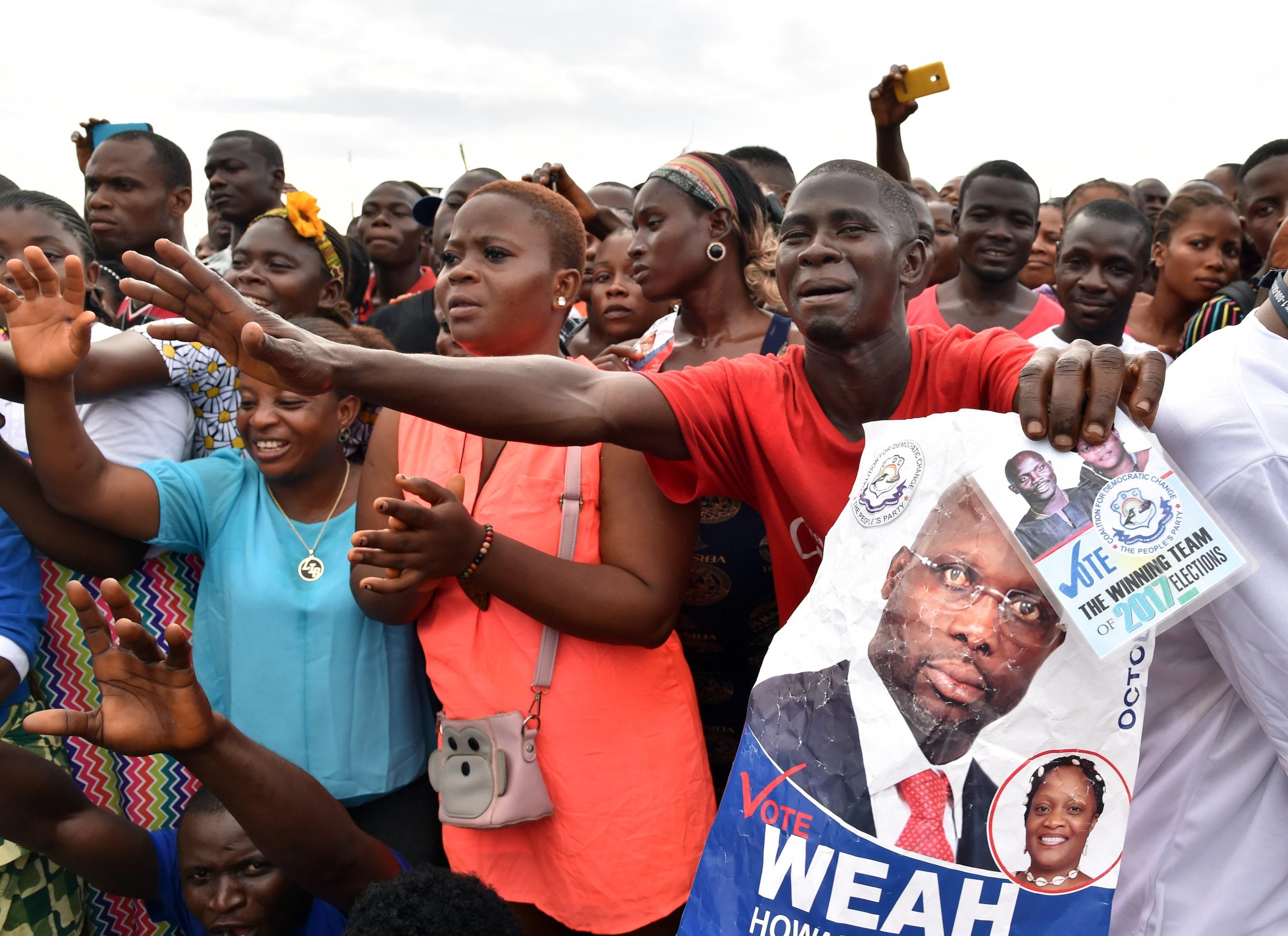 Risultati immagini per giovani della liberia
