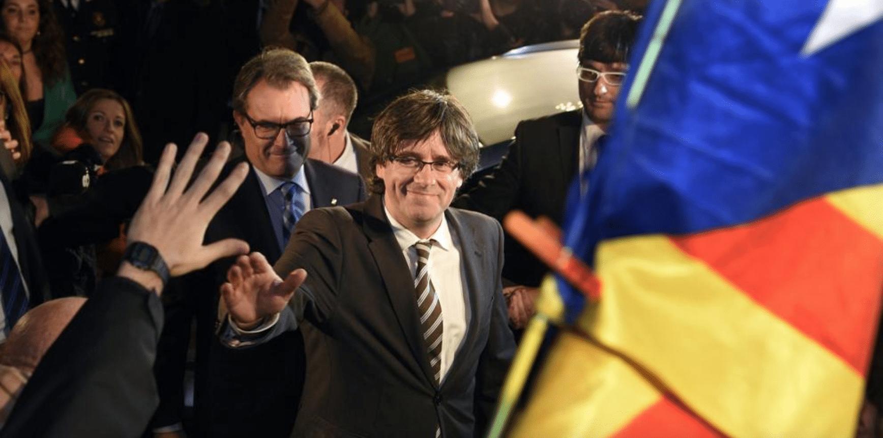Risultati immagini per foto del presidente catalano