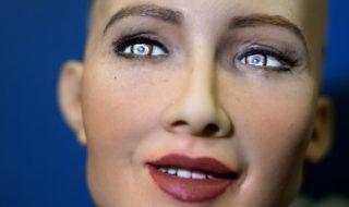 Arabia Saudita cittadinanza robot