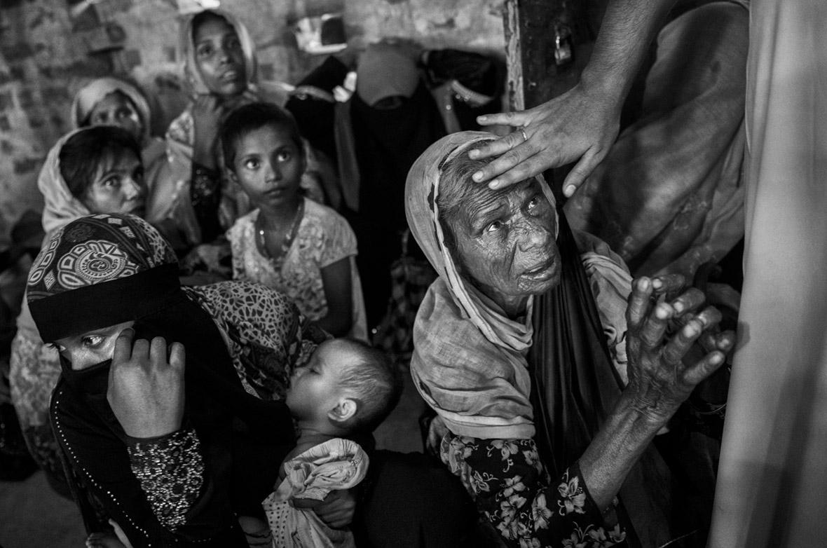 Unicef, 12mila bambini Rohingya in fuga ogni settimana