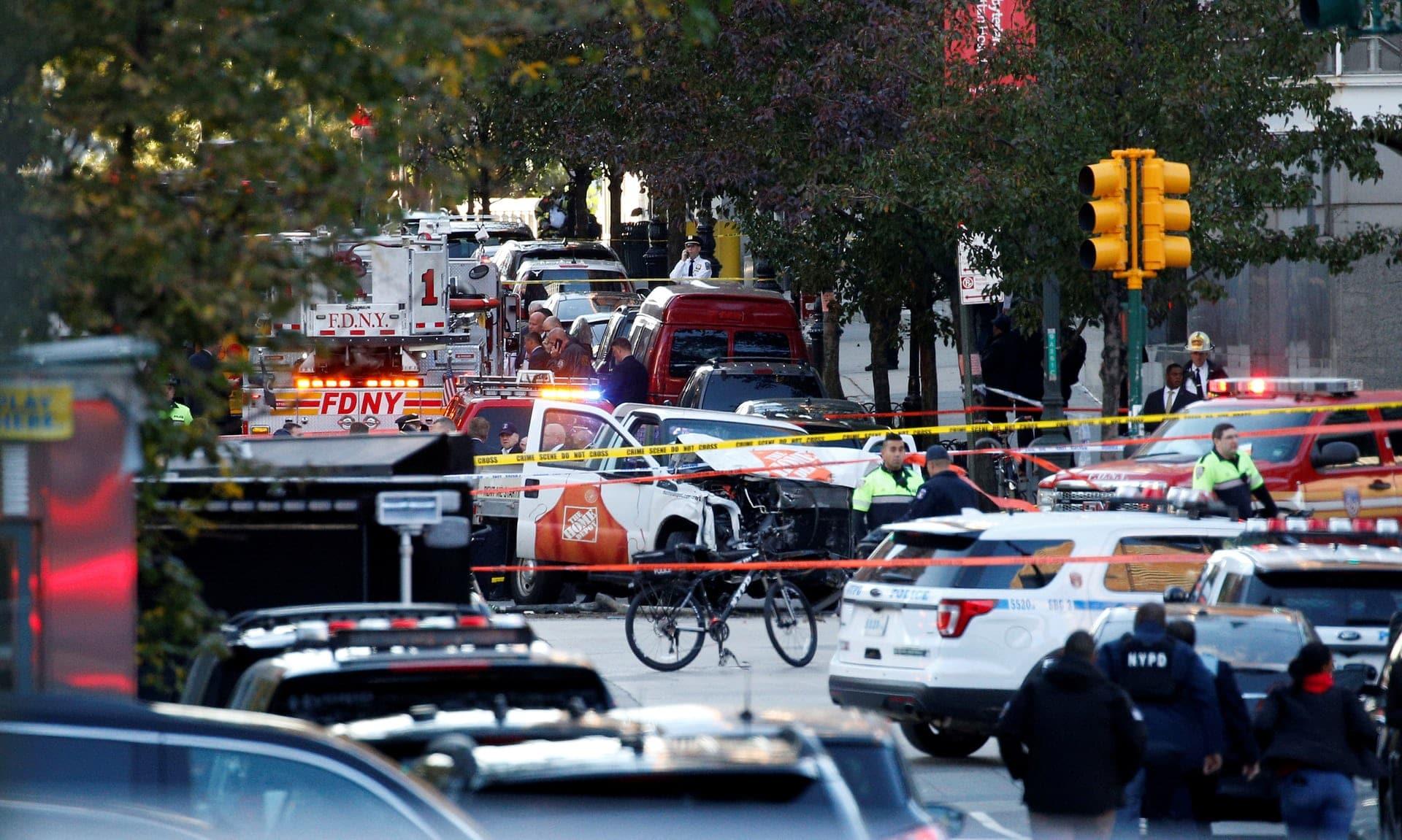 attacco new york terrorismo