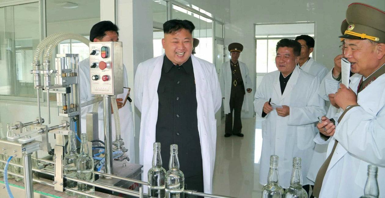 Media, Corea produce armi biologiche
