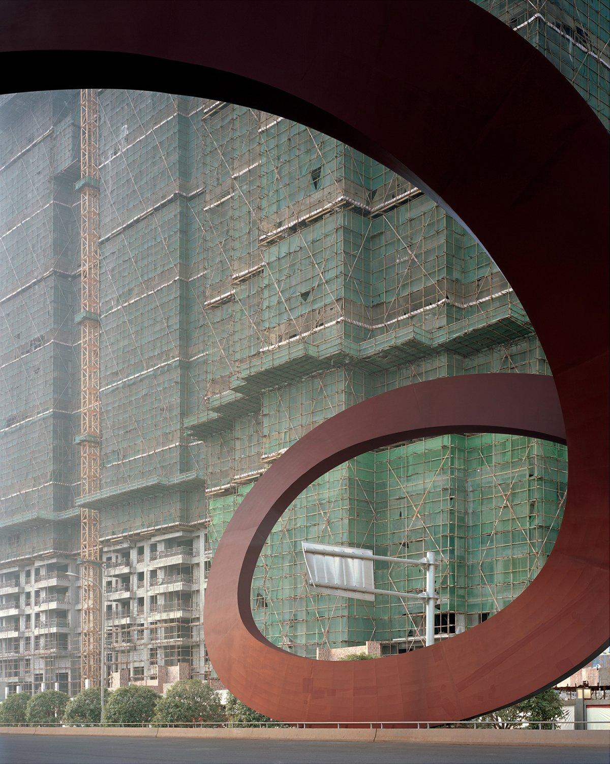 Cina, città fantasma, Kai Caemmerer
