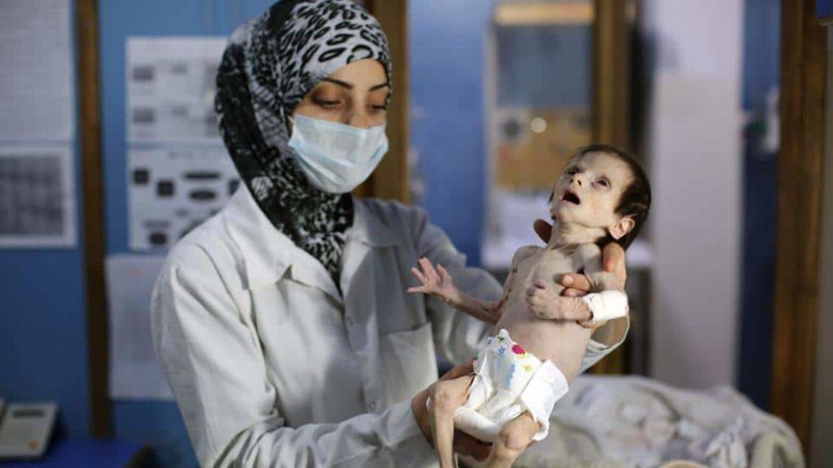 Siria ghouta aiuti umanitari