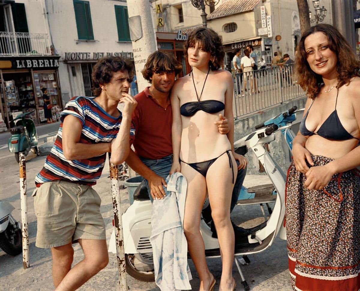 foto italia anni ottanta