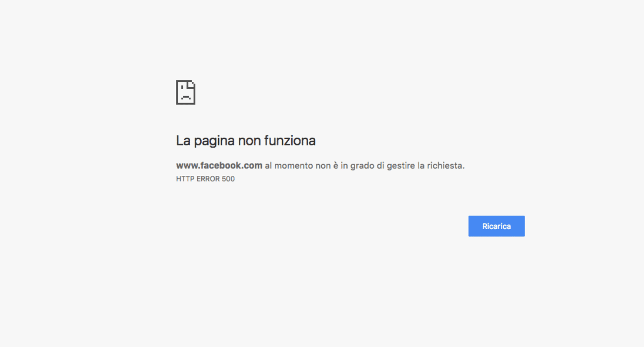 facebook-down-perche