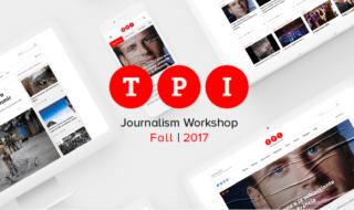 Tutti i workshop di giornalismo organizzati da TPI | Formazione ed Eventi
