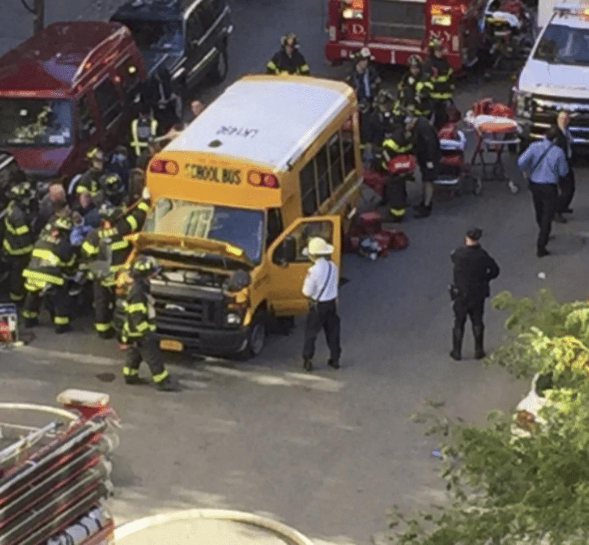 foto attacco furgone new york terrorismo