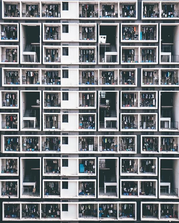grattacieli, asia, lee yik eat, foto, paesaggi