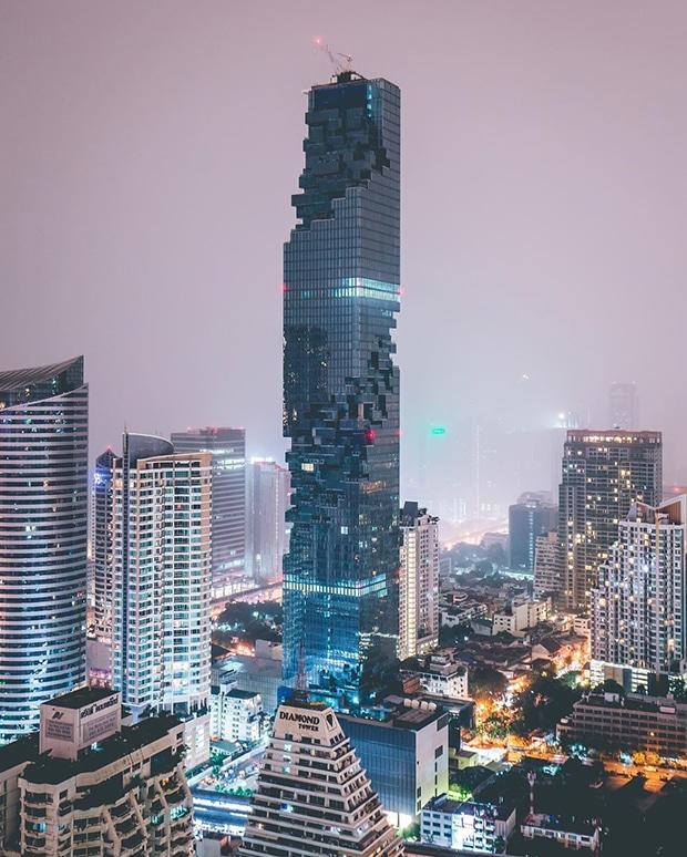 grattacieli, asia, lee yik eat, paesaggi