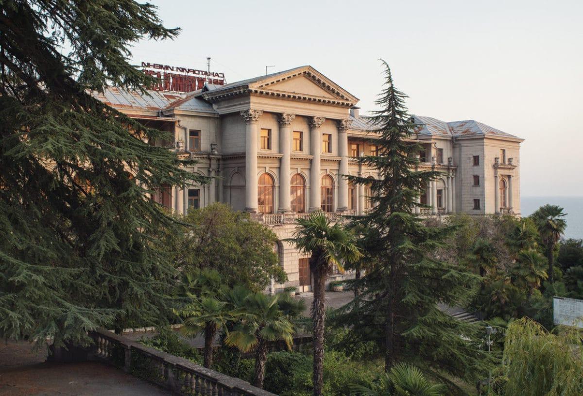 sanatorio hotel unione sovietica